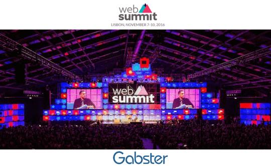 Estivemos presentes no Web Summit!