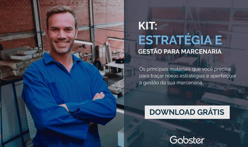 KIT Estratégia e Gestão para Marcenaria