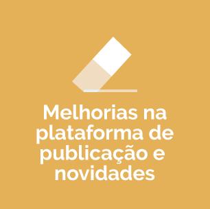 Melhorias na plataforma de publicação de novidades
