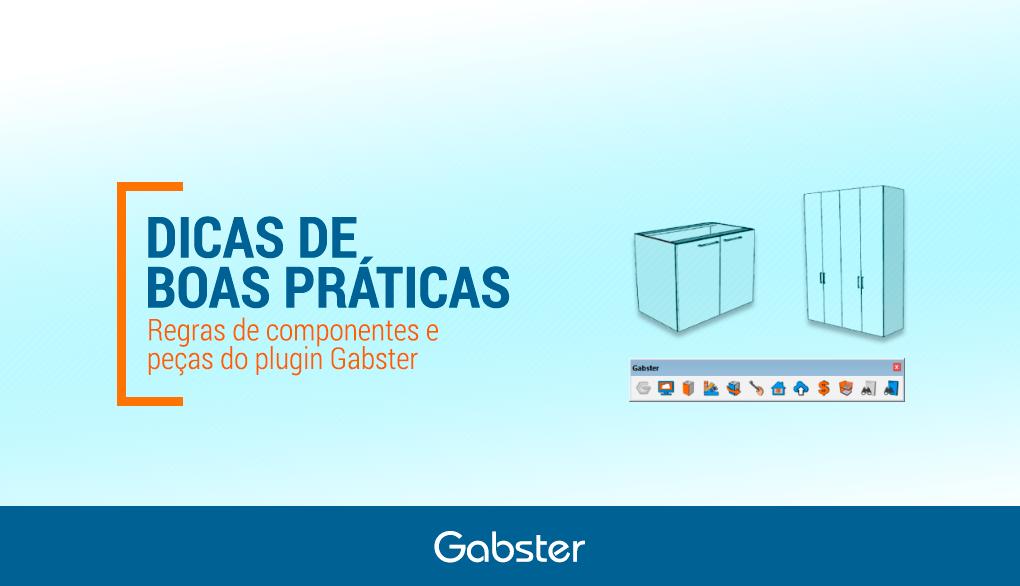 Tenha sucesso na criação e produção dos seus projetos com as Dicas de Boas Práticas dos componentes Gabster