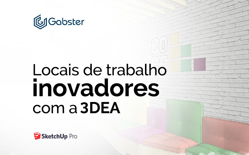 Projetando interiores de locais de trabalho inovadores com a 3DEA Bulgária
