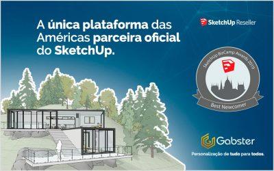 Gabster e SketchUp: uma parceria premiada