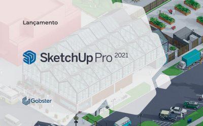 SketchUp 2021: Conheça a nova plataforma!