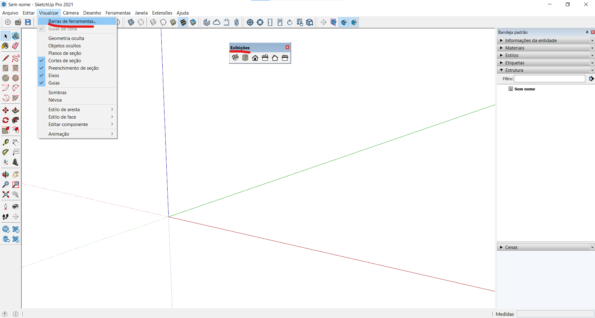 gabster-imagem-passo-1-migração-do-CAD-2D-para-o-SketchUp