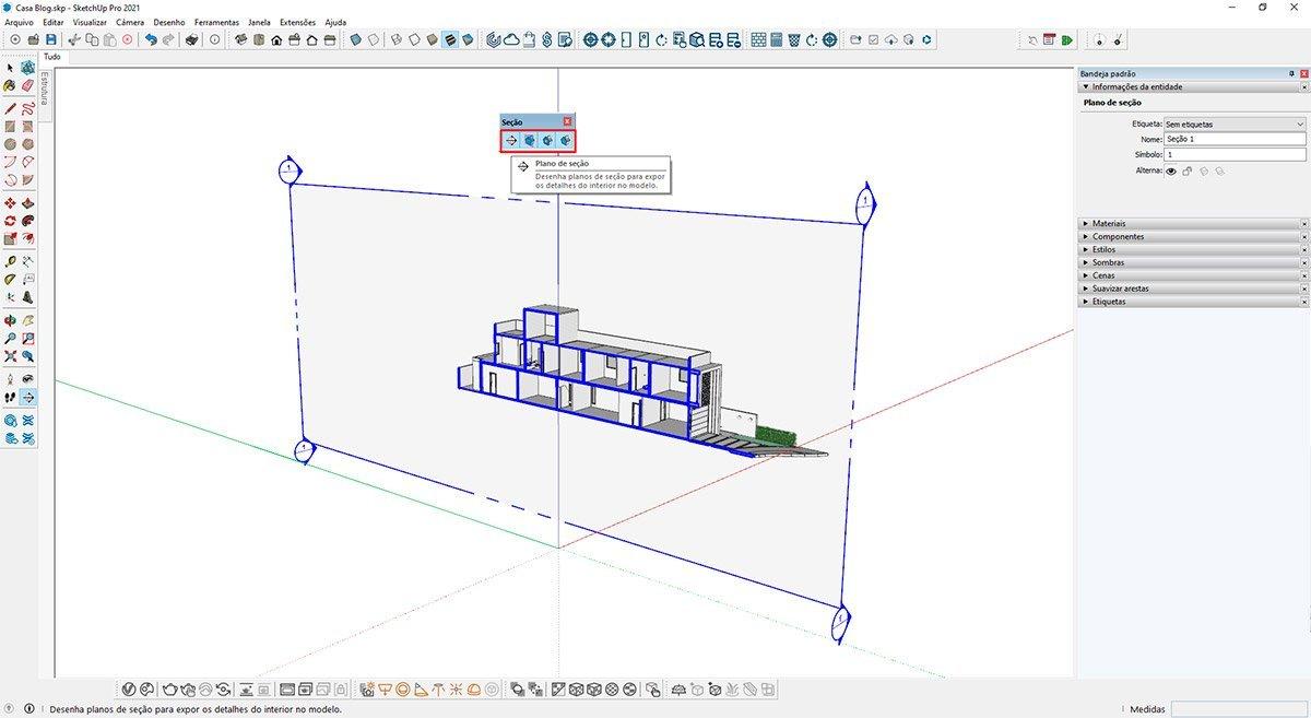 gabster-imagem-passo-2-cortes-e-vistas-2D-no-sketchUp