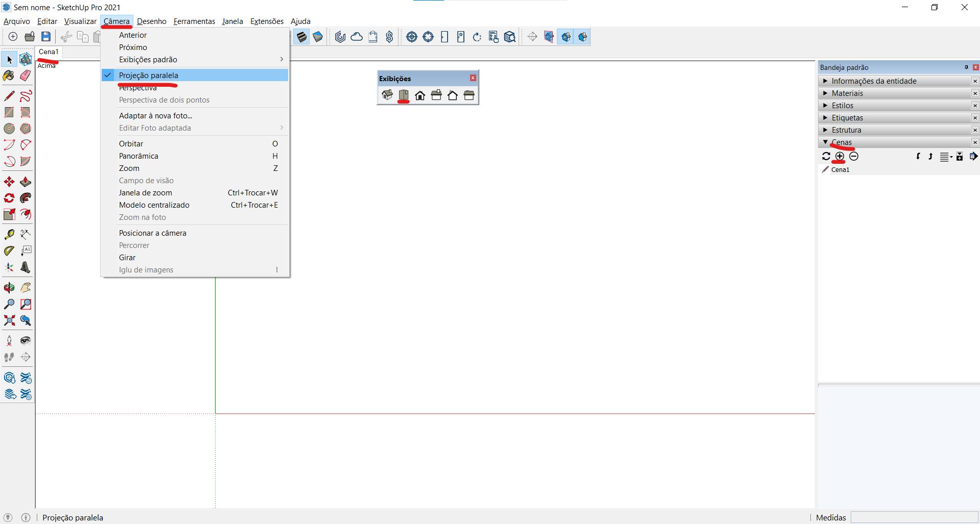 gabster-imagem-passo-2-migração-do-CAD-2D-para-o-SketchUp
