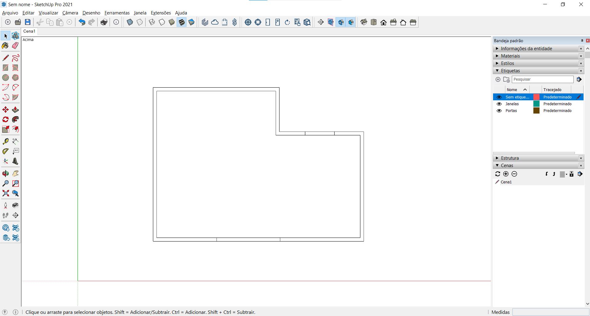 gabster-imagem-passo-3-migração-do-CAD-2D-para-o-SketchUp