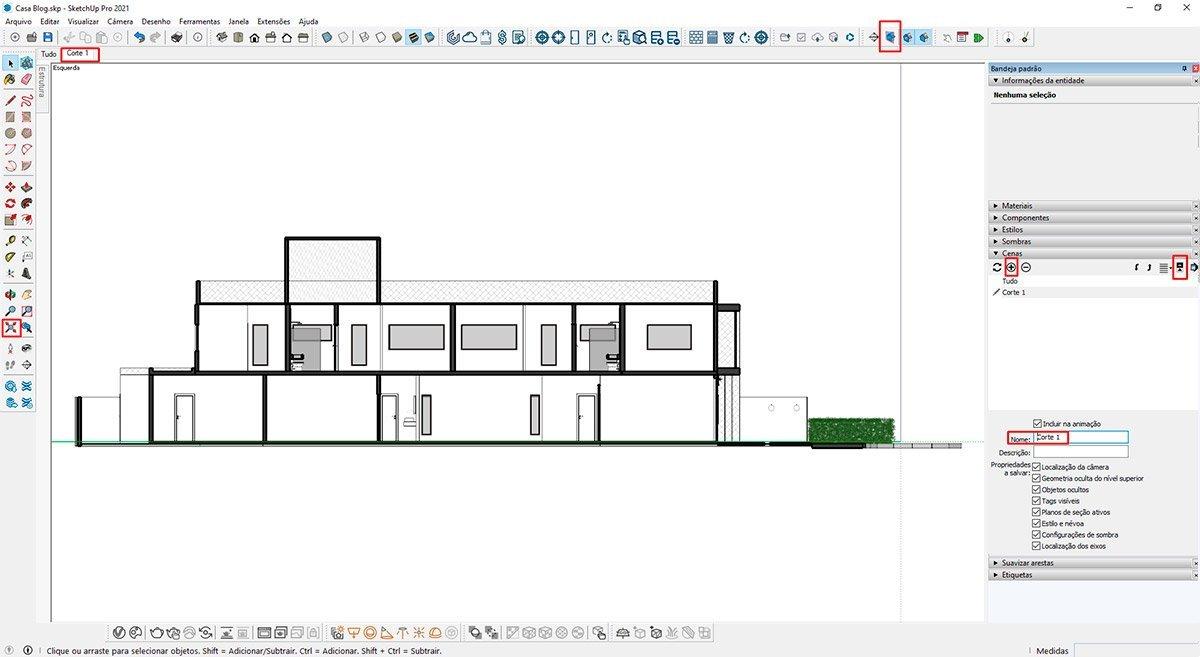 gabster-imagem-passo-4-cortes-e-vistas-2D-no-sketchUp
