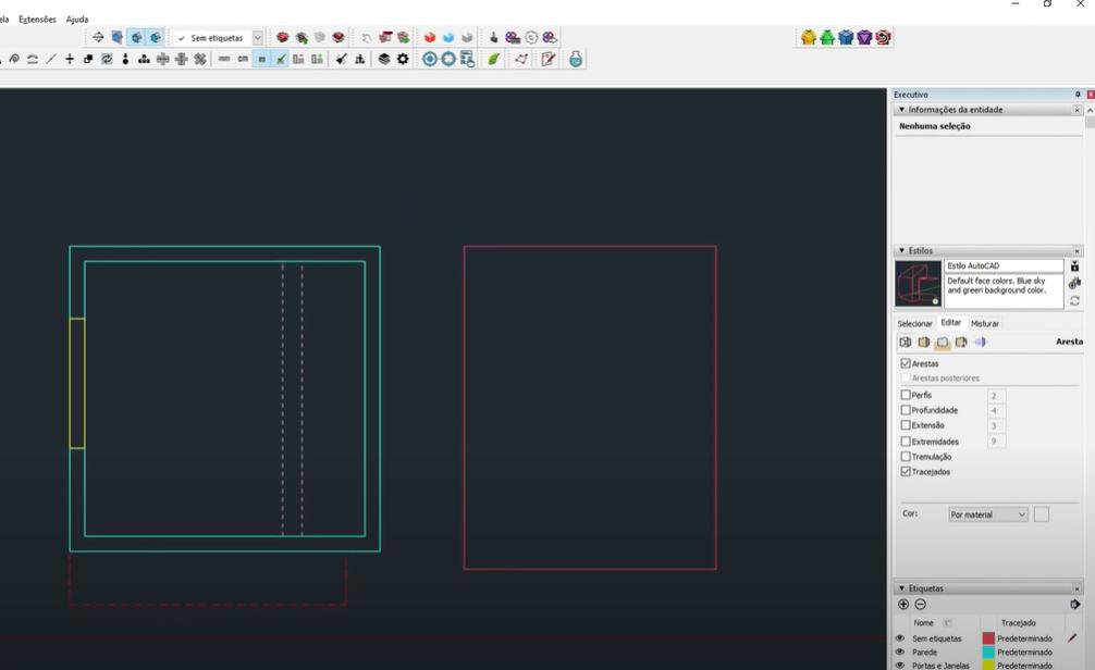 gabster-imagem-passo-escuro-4-layers-migração-do-CAD-2D-para-o-SketchUp