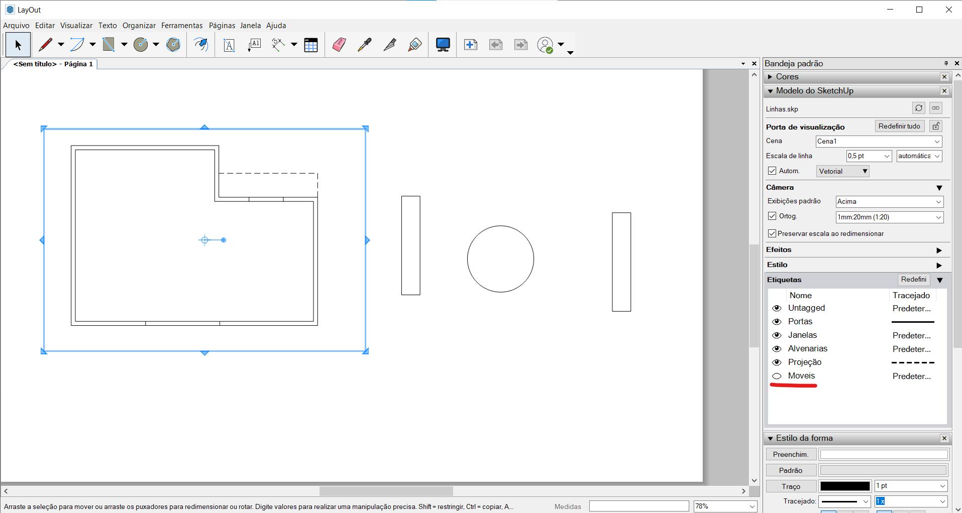 gabster-imagem-viewport-1-migração-do-CAD-2D-para-o-SketchUp