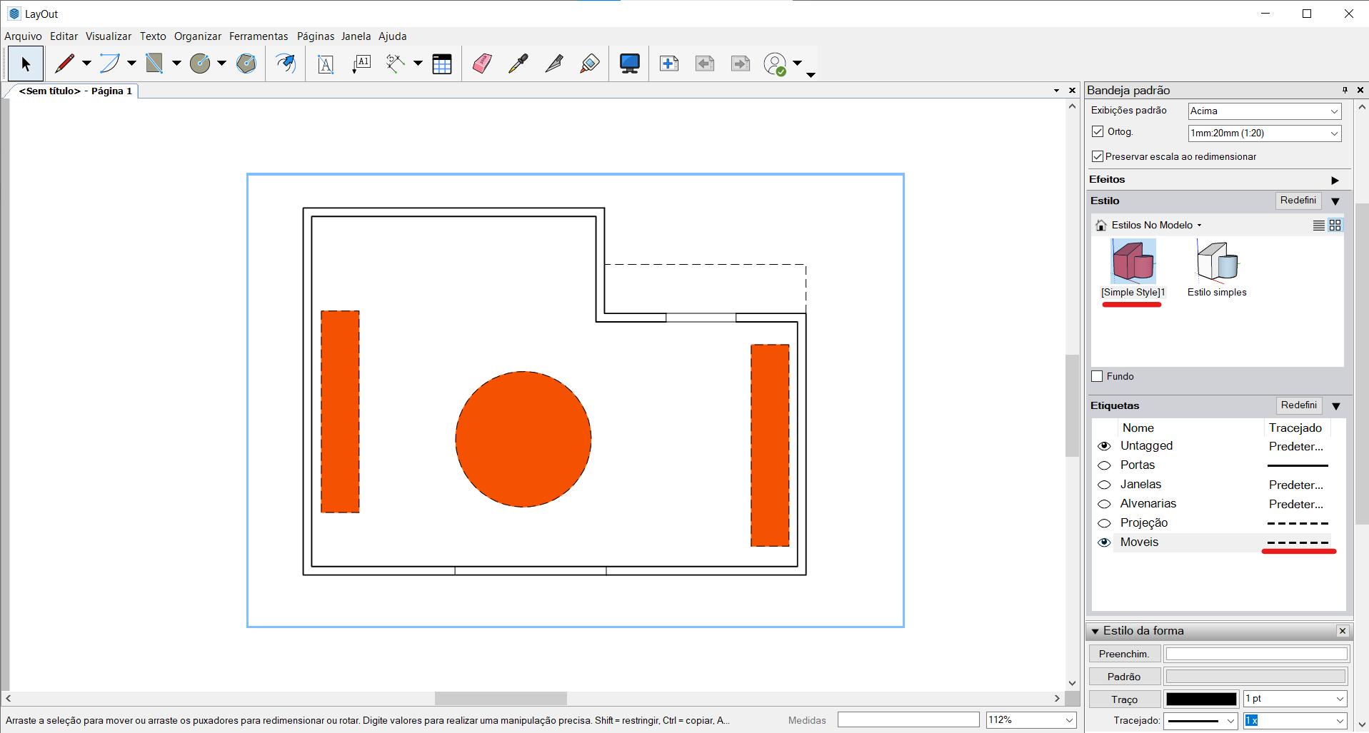 gabster-imagem-viewport-2-migração-do-CAD-2D-para-o-SketchUp