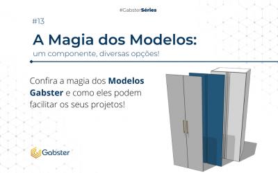 Blocos 3D para marcenaria – A magia dos modelos Gabster