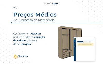 Preços médios na Biblioteca de Marcenaria